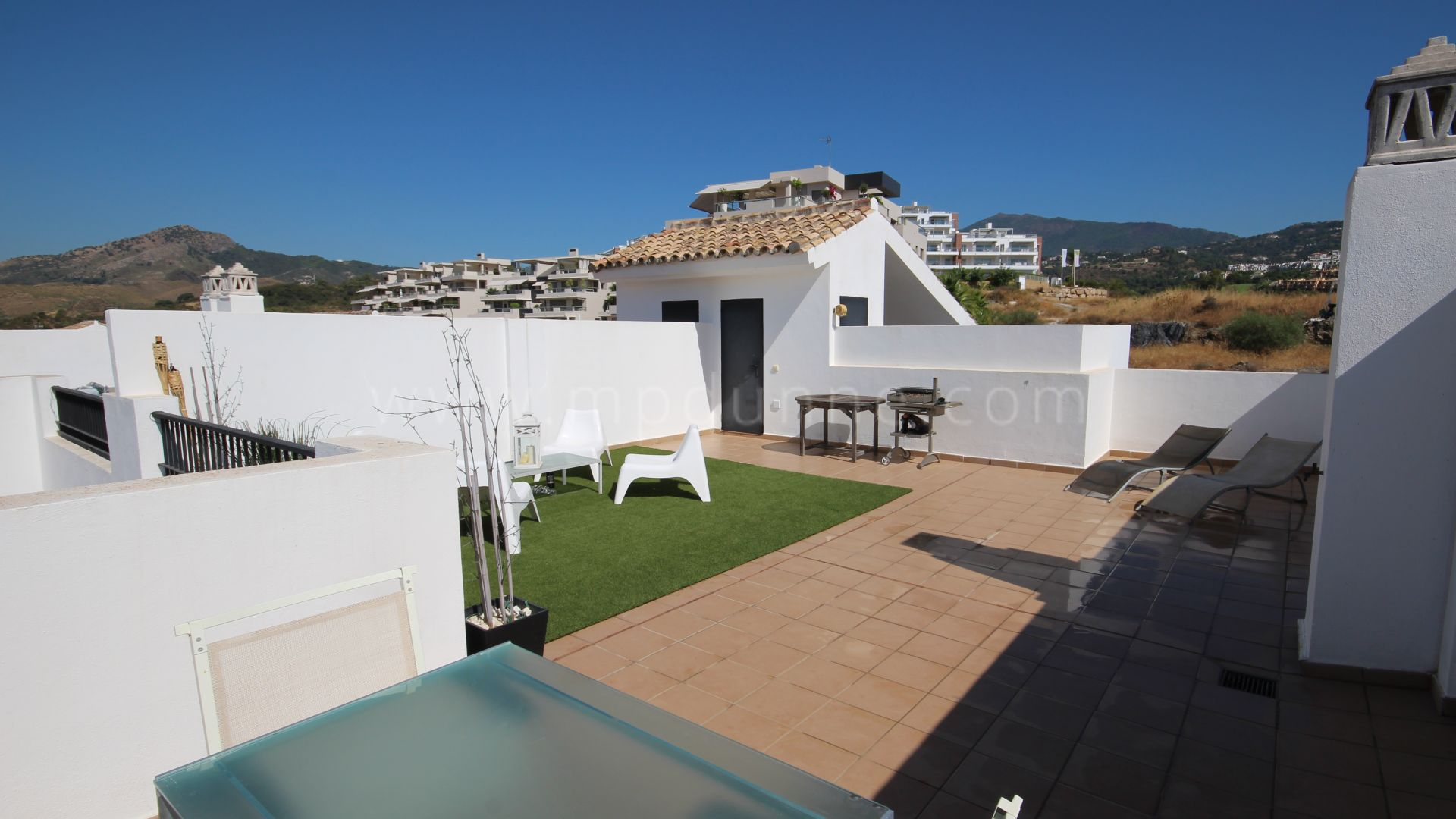 2 Bed 2 Bath Penthouse in Los Arqueros Golf & Country Club