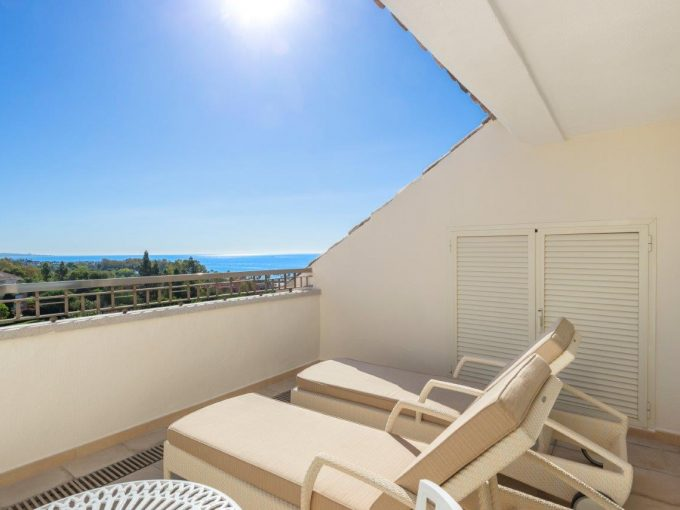 LA TRINIDAD DUPLEX PENTHOUSE FOR SALE MARBELLA