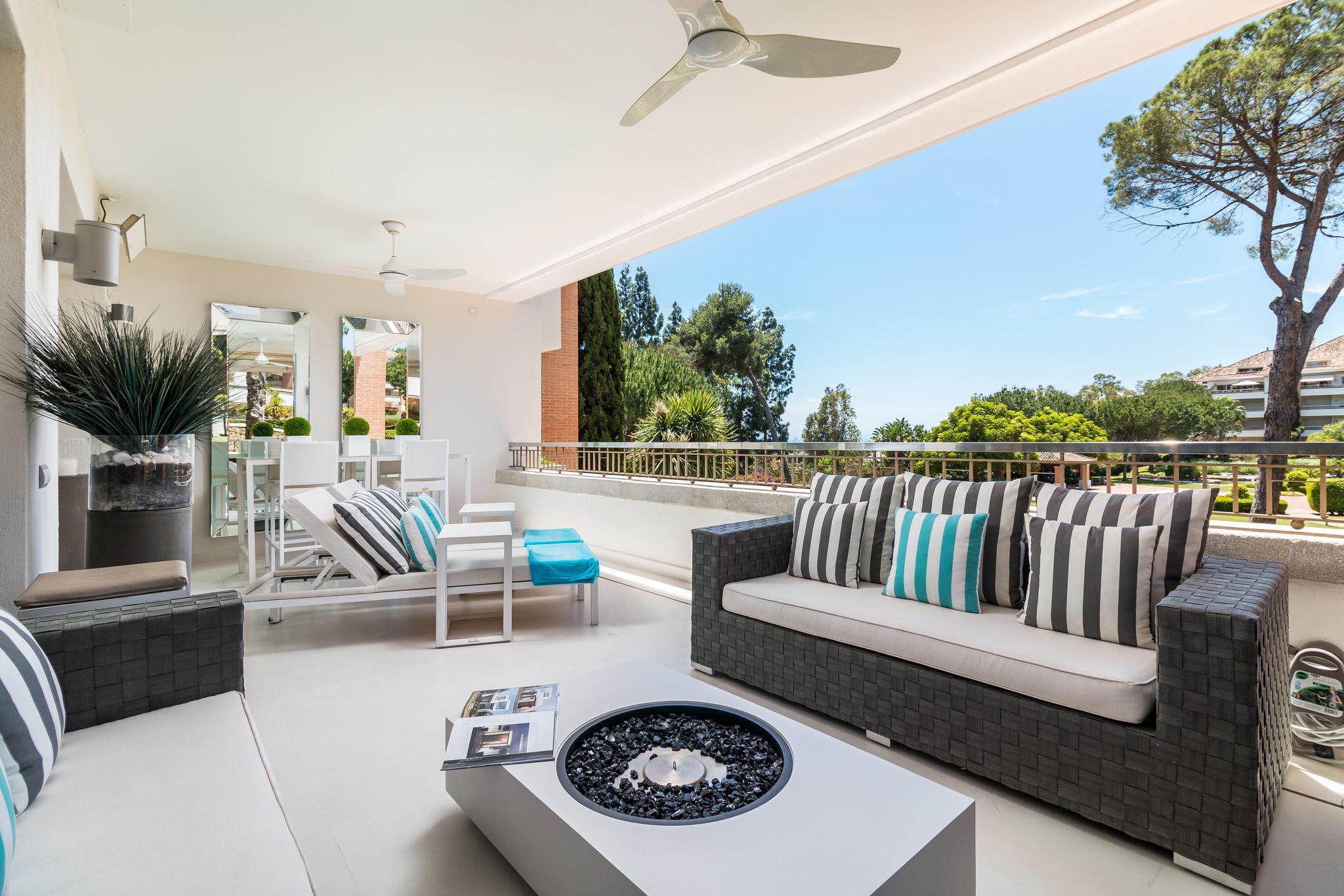 3 bedroom apartment in La Trinidad, Marbella Golden Mile